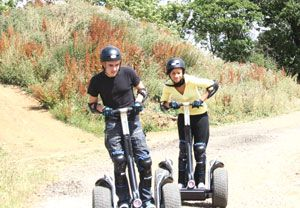 Weekend Segway Rally for Two with Photo