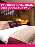 Buyagift Two Night Hotel Break with Dinner