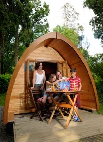 Buyagift One Night Glamping Break for Two