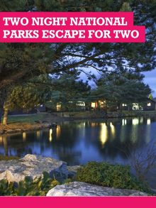 Buyagift Two Night National Parks Escape for Two