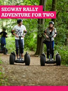 Buyagift Segway Rally Adventure for Two