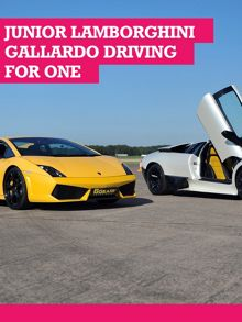 Buyagift Junior Lamborghini Gallardo Driving