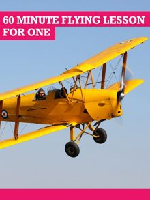 Buyagift 60 Minute Extended Flying Lesson - UK Wide