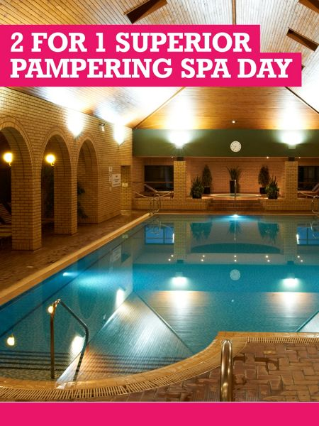 Buyagift 2 for 1 Superior Pampering Spa Day