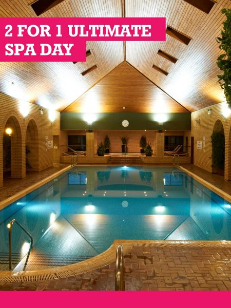 Buyagift 2 for 1 Ultimate Spa Day Plus at Clarice House Ip