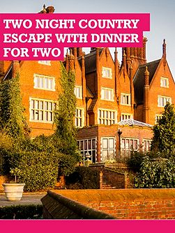 Two Night Country Escape With Dinner For Two