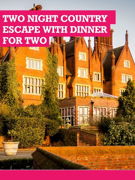 Buyagift Two Night Country Escape With Dinner For Two