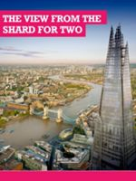 Buyagift The View From The Shard For Two