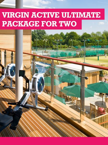 Buyagift Virgin Active Ultimate Package for Two