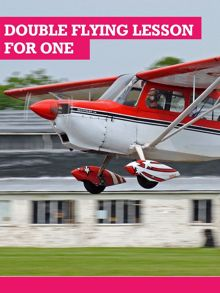 Buyagift Land Away Double Flying Lesson