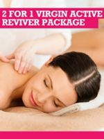 Buyagift 2 for 1 Virgin Active Reviver Package