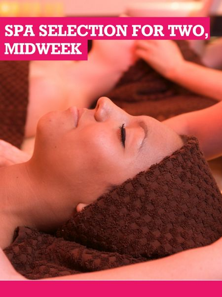 Buyagift Spa Selection for Two at Bannatyne`s Health Clubs
