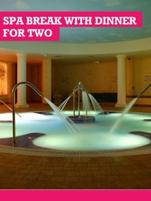 Buyagift Spa Break With Dinner For Two