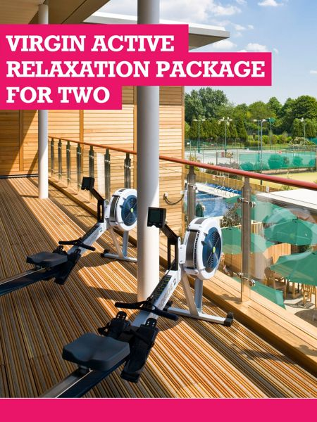 Buyagift 2 for 1 Virgin Active Relaxation Package Special