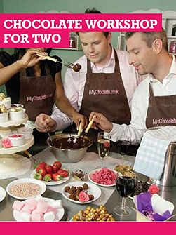 Chocolate Workshop for Two