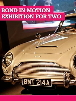 Bond in Motion Exhibition For Two