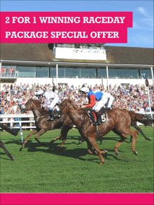 Buyagift 2 for 1 winning raceday package