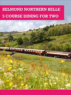 Belmond northern belle dining