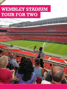 Buyagift Wembley Stadium Tour For Two