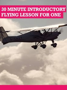 Buyagift 30 Minute Introductory Flying Lesson - UK Wide