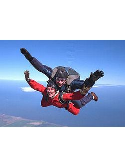 Tandem Skydive For One