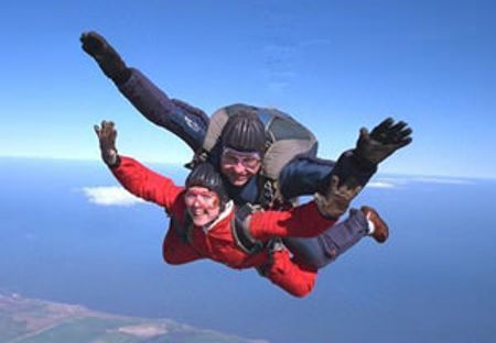 Buyagift Tandem Skydive For One