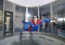Airkix Indoor Skydiving