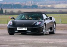 Buyagift Five Supercar Driving Blast with Passenger Ride