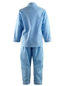 Boys Long Striped Pyjamas