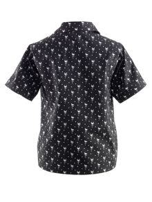 Rachel Riley Boys flamingo shirt