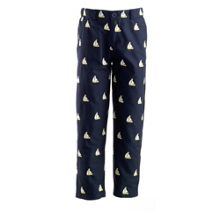 Rachel Riley Girls sailboat embroidered pants