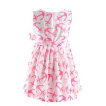 Rachel Riley Girls anchor pleated party dress