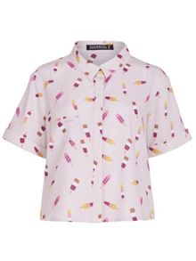 Ice Lolly Print Blouse