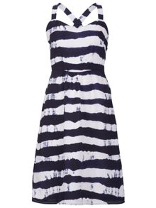 Nautical Stripe Sundress