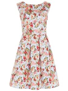 Hatty Floral Dress