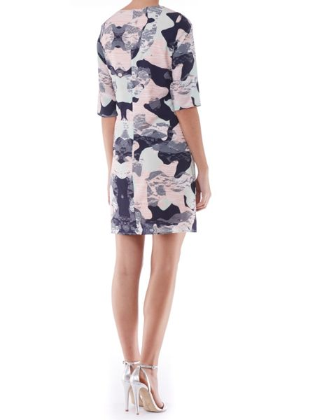 Sugarhill Boutique Amelia Camo Print Dress