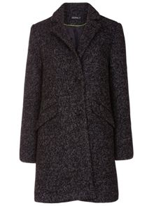 Sugarhill Boutique Layla Textured Coat
