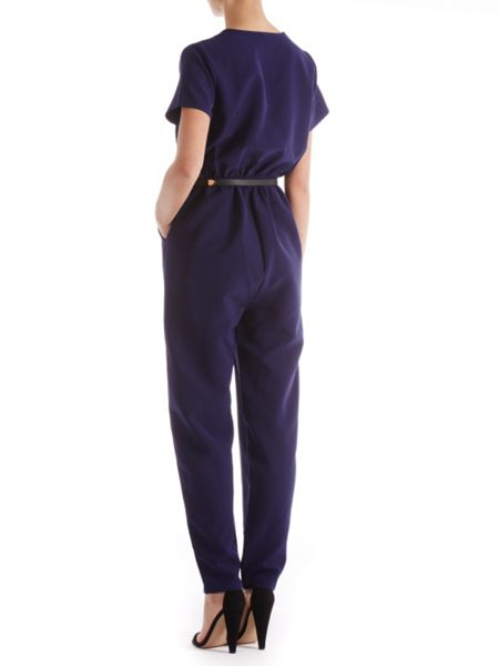 Sugarhill Boutique Natasha Belted Jumpsuit