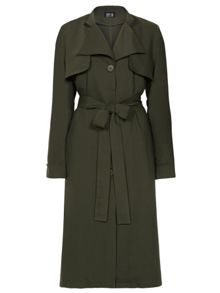 Poppy Lux Willette Duster Trench Coat
