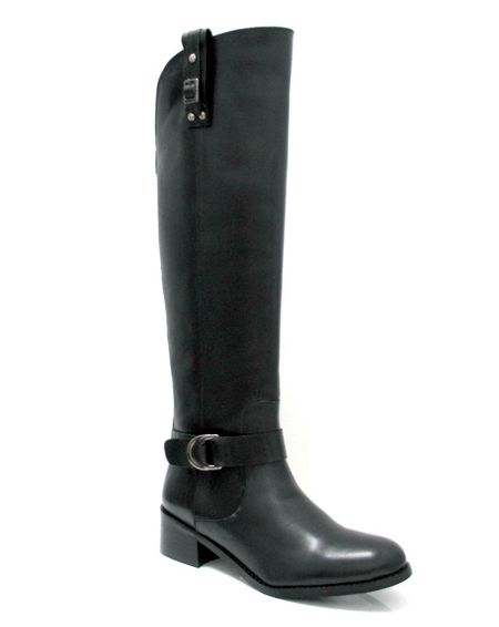 Marta Jonsson Leather knee high boots