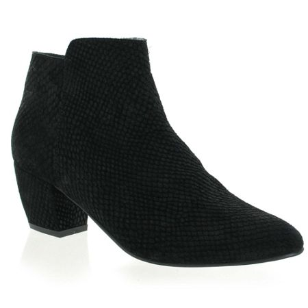 Marta Jonsson Snake leather ankle boot