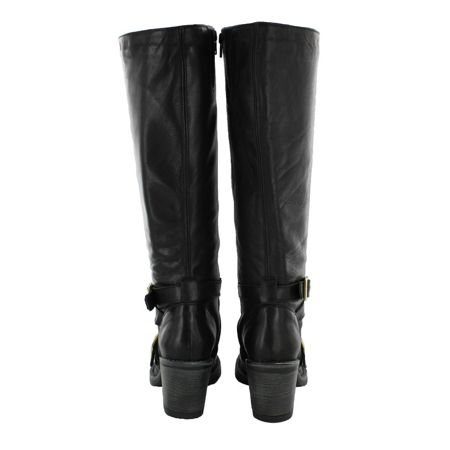 Marta Jonsson Knee high boot with a mid heel