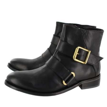 Marta Jonsson Leather ankle boots