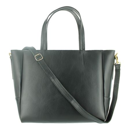 Marta Jonsson Leather shoulder bag