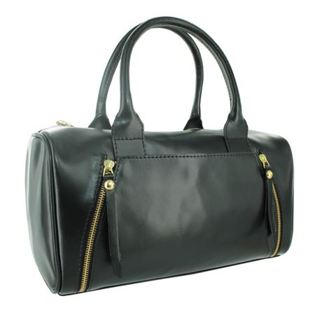 Marta Jonsson Leather grab bag
