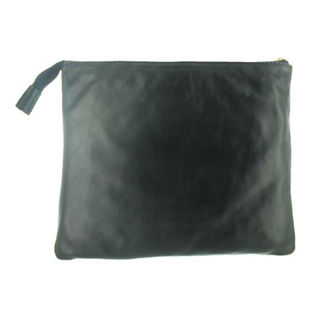 Marta Jonsson Zipped clutch bag
