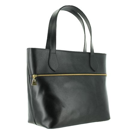 Marta Jonsson Shoulder bag with zip detail