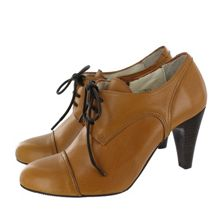 Marta Jonsson High heeled lace up shoes