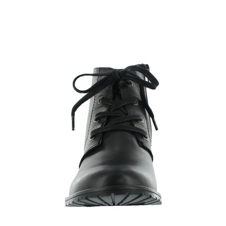 Marta Jonsson Leather lace up ankle boots