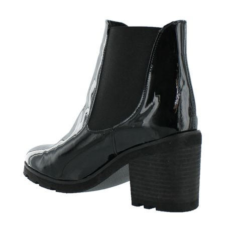 Marta Jonsson Patent ankle boots
